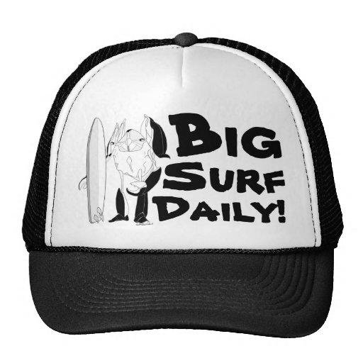 Skinny Crab Trucker Hat