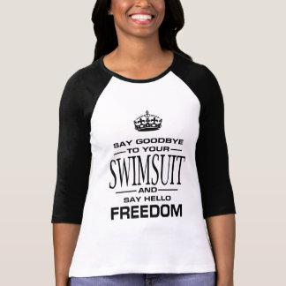 Skinny Dipper's Freedom T-Shirt