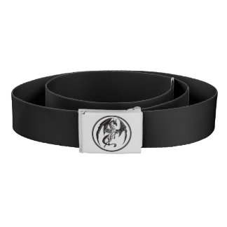 Skinny dragons belt