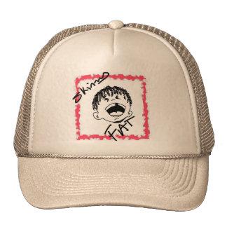 skinny fat series hats