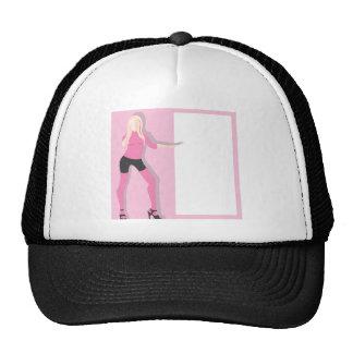 Skinny girl cap