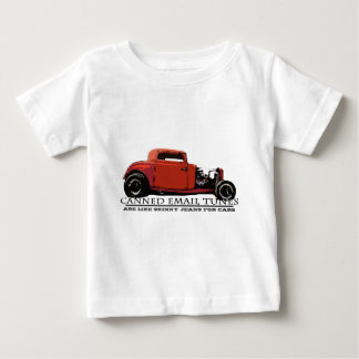 Skinny Jeans for Cars Baby T-Shirt