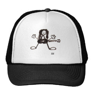 Skinny Man Logo Hat