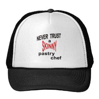 Skinny Pastry Chef Hat