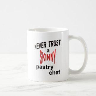 Skinny Pastry Chef Mug