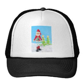 Skinny Santa Claus Hats
