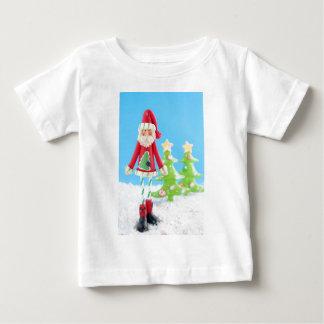 Skinny Santa Claus Tshirt