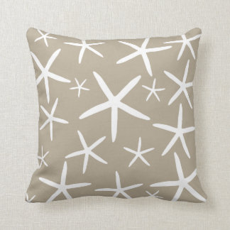 Skinny Starfish | Tan Sand Cushion