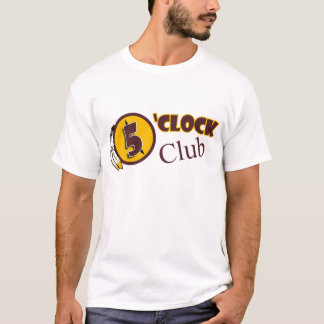 Skins 5 O'Clock Club T-Shirt