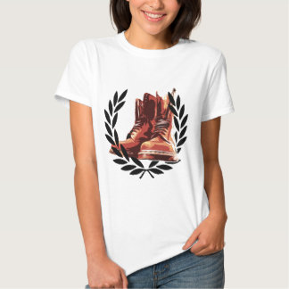 skins boots t-shirts