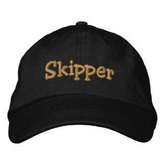 Skipper Personalized Baseball Cap Hat