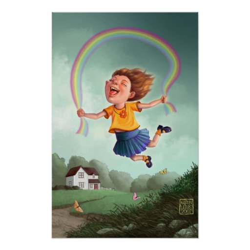 Skipping Rope Poster