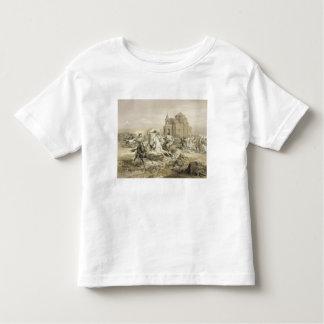 Skirmish of Persians and Kurds in Armenia, plate 1 Toddler T-Shirt