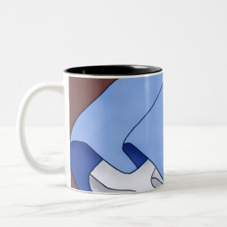 Skirt in the Breeze Mugs