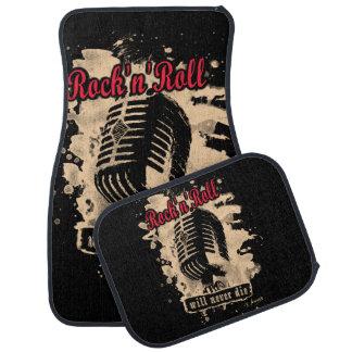Skirt n roll Microphone - talk Car Mat