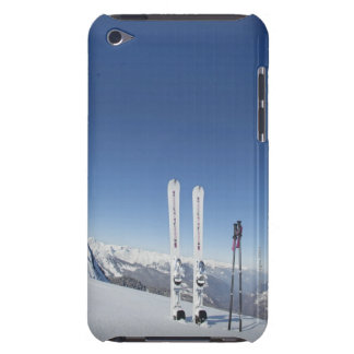 Skis and Ski Poles Barely There iPod Cases