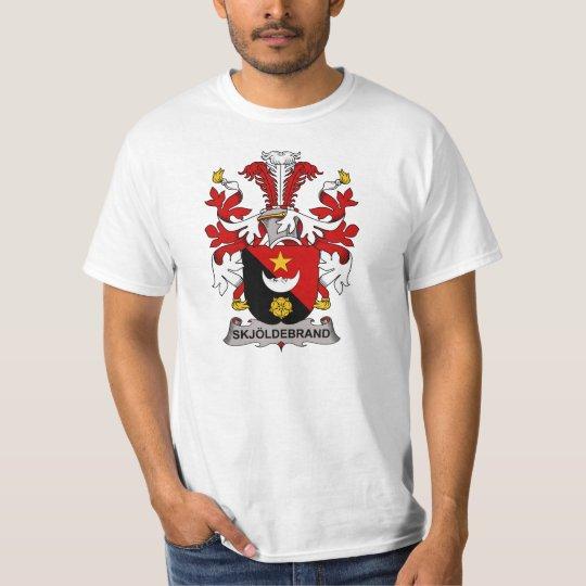 Skjoldebrand Family Crest T-Shirt