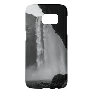 Skogafoss Phone Case|| Customize it!