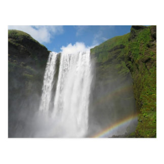 Skogafoss Postcards