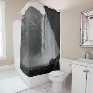 Skogafoss Shower Curtain
