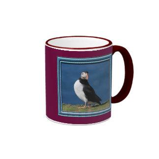 Skomer Island Puffins Coffee Mugs