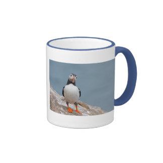 Skomer Island Puffins Coffee Mug