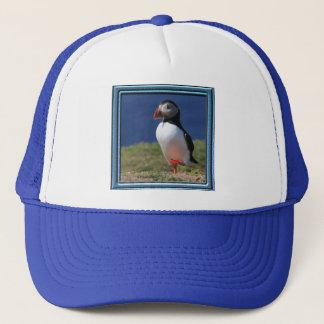 Skomer Island Puffins Trucker Hat