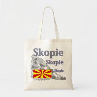 Skopje Tote Bag