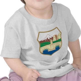 Skopje Coat of Arms T Shirt