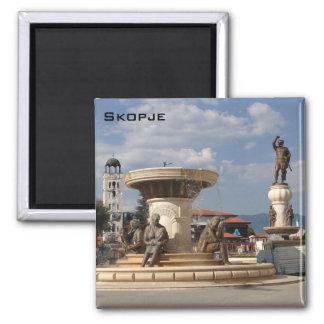 Skopje Magnet