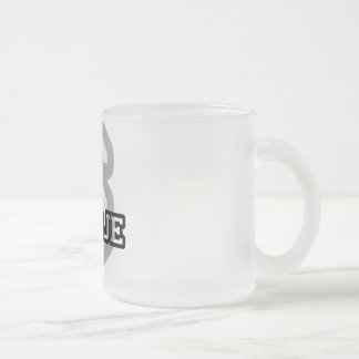 Skopje Frosted Glass Mug