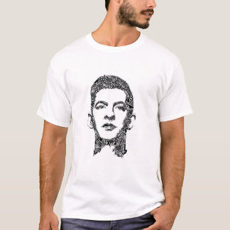 Skream Typography T shirt