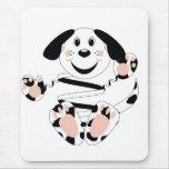 Skrunchkin Dog Pawspot Mouse Pad
