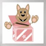 Skrunchkin Rabbit Fudge In Pink Box