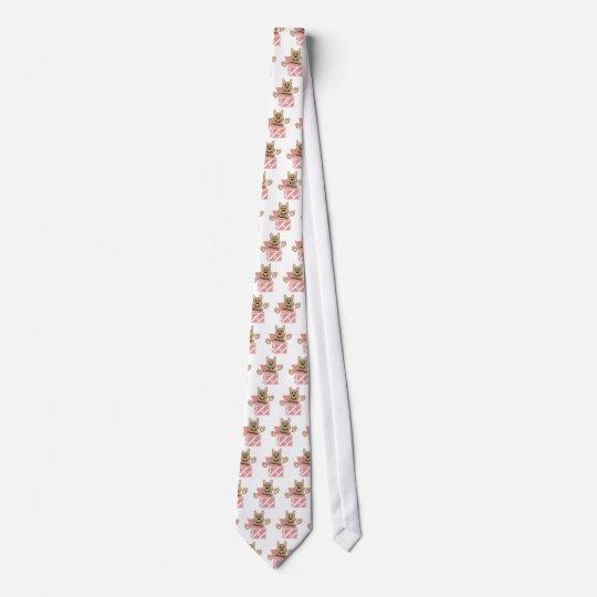 Skrunchkin Rabbit Fudge In Pink Box Tie