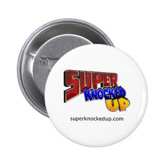 SKU Logo 6 Cm Round Badge