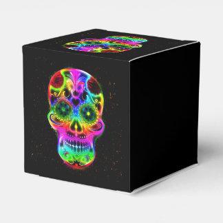 Skull20160604 Favour Box