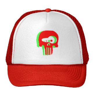 skull3 mesh hats