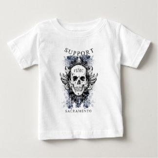 skull 1 support tshirts