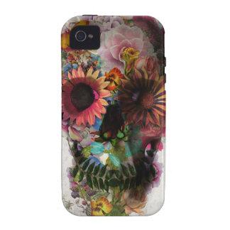 Skull 1 vibe iPhone 4 case