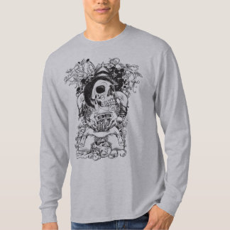 Skull 95 tee shirt