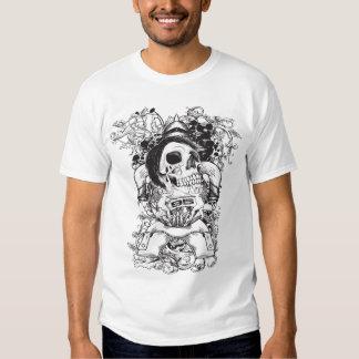 Skull 95 tshirt