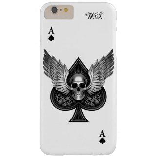 Skull Ace of Spades iPhone 6 Plus case