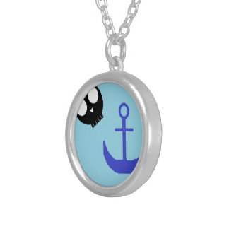 Skull & Anchor necklace!