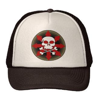 Skull and Arrows Cap
