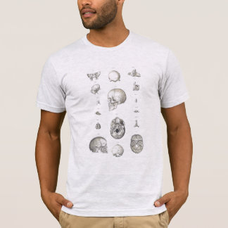 Skull and Bones Anatomy T-shirt