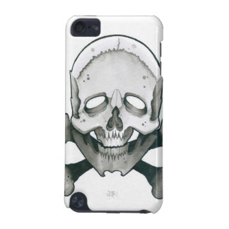 skull and bones iPod touch 5G case