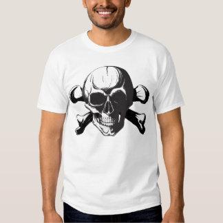 Skull and bones shirt