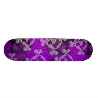 Skull and Bones Skate Boards