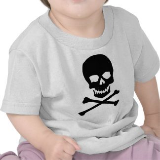 skull and bones tshirts